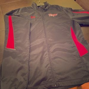 Under Armour Terps jacket